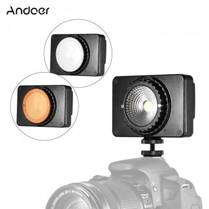 Andoer SC-408 Mini LED Video Light