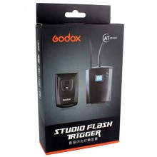 Godox AT-16 Wireless Flash Trigger Transmitter + Receiver Set - Black