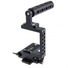 CAMVATE Camera Cage Rig Kit Top Handle Grip Gimbal