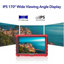"""Lilliput A7S 7"""" Full HD Monitor with 4K Support"""