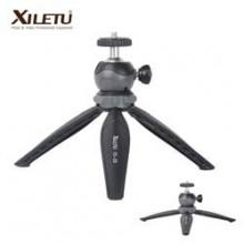 XILETU XS-20 Mini Desktop little Phone Stand Tabletop Tripod