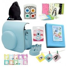 Instax Mini8 Camera accessories kit    Blue