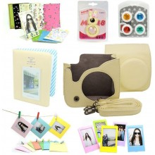 Instax Mini 8 Instant Film Camera Accessories Bundles