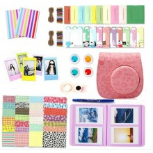 Instax Mini8 Camera accessories kit Pink